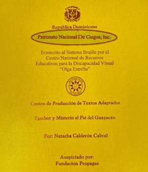 Tambor y misterio al pié del Guayacán